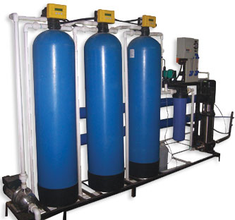 Fully Automatic System Water Filtration System