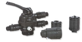 Manual Multiport Valves